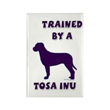 Tosa Inu Ppl Rectangle Magnet