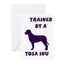 Tosa Inu Ppl Greeting Cards (Pk of 10)