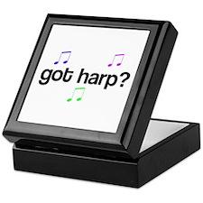 Got Harp? Keepsake Box