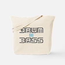 Drum N Bass Tote Bag