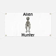 Alien Hunter Banner