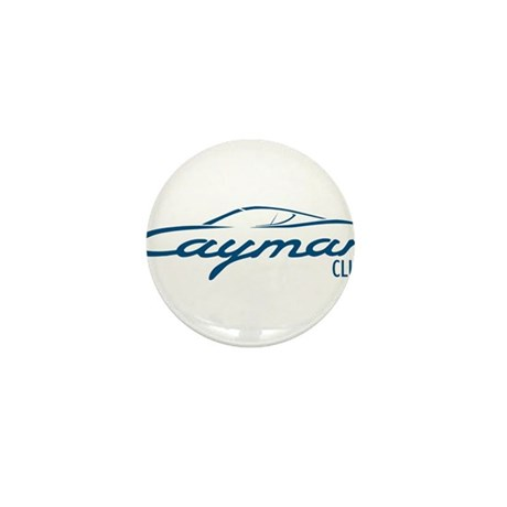 Cobalt Blue Web Logo Mini Button (100 pack)
