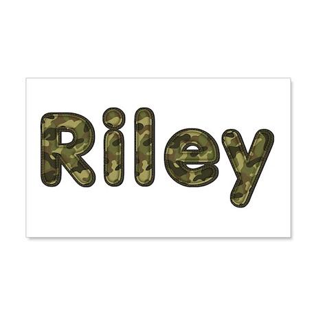 Riley Army 20x12 Wall Peel