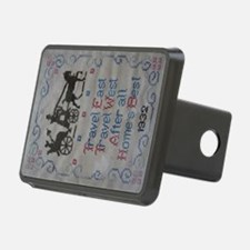TRAVEL EAST Hitch Cover