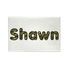 Shawn Army Rectangle Magnet