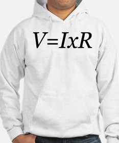 OHM's Law Formula Jumper Hoody