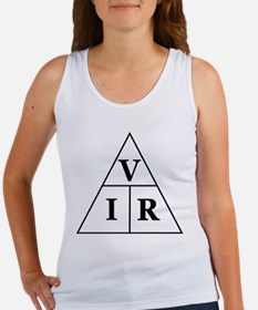 OHM's Law Triangle Tank Top