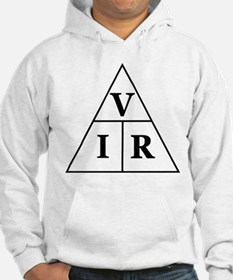 OHM's Law Triangle Jumper Hoody