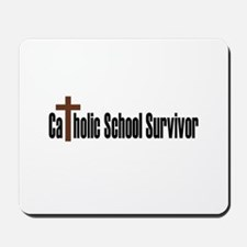 Catholic School Mousepad