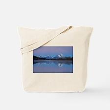 Oxbow Bend Sunrise Tote Bag