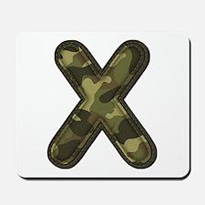 X Army Mousepad