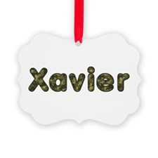 Xavier Army Ornament