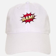 Bam! Baseball Baseball Cap