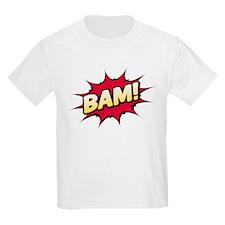 Bam! Kids T-Shirt