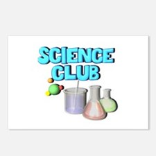 Science Club Postcards (Package of 8)