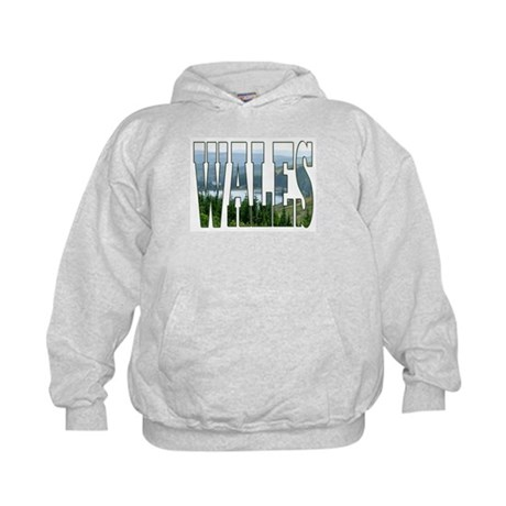 ...Scenic Wales... Child Hoodie