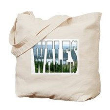 ...Scenic Wales... Tote Bag