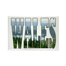 ...Scenic Wales... Oblong Magnet