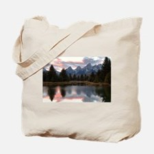 Schwabachers Landing Sunset 4 Tote Bag