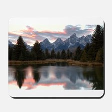 Schwabachers Landing Sunset 4 Mousepad