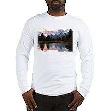 Schwabachers Landing Sunset 4 Long Sleeve T-Shirt