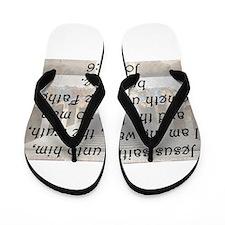John 14:6 Flip Flops