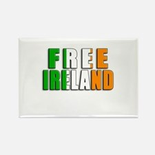 Free Ireland Rectangle Magnet