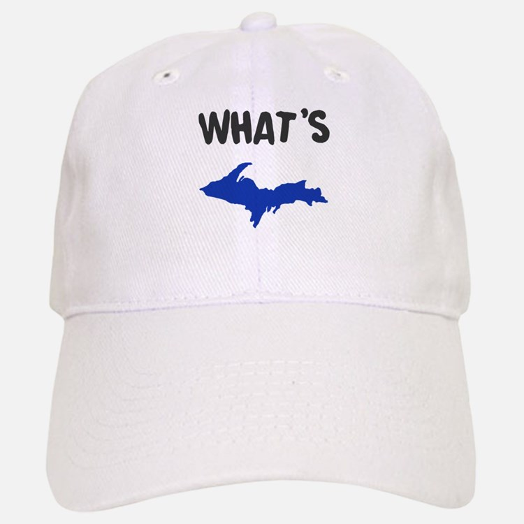 UP Upper Peninsula Michigan Baseball Baseball Cap
