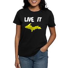 UP Upper Peninsula Michigan Tee