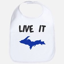 UP Upper Peninsula Michigan Bib