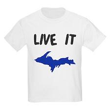 UP Upper Peninsula Michigan T-Shirt