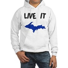 UP Upper Peninsula Michigan Hoodie