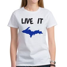 UP Upper Peninsula Michigan Tee