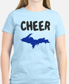 UP Upper Peninsula Michigan T-Shirt