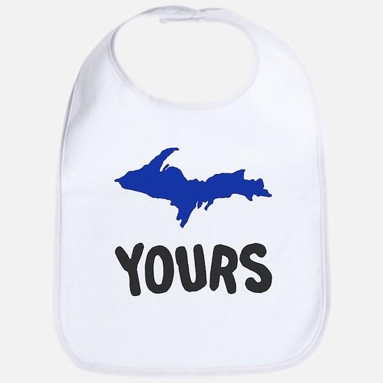 UP Upper Peninsula Michigan Bib