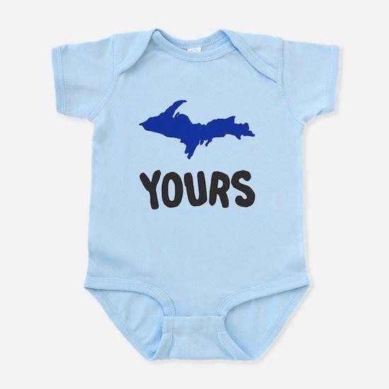 UP Upper Peninsula Michigan Infant Bodysuit