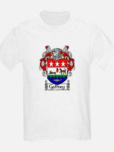 Gaffney Coat of Arms Kids T-Shirt