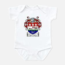 Gaffney Coat of Arms Infant Bodysuit