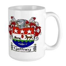 Gaffney Coat of Arms Ceramic Mugs