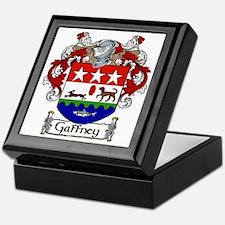 Gaffney Coat of Arms Keepsake Box
