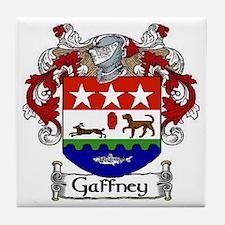 Gaffney Coat of Arms Tile Coaster