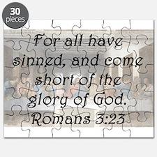 Romans 3:23 Puzzle