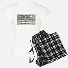 Ephesians 2:8 Pajamas