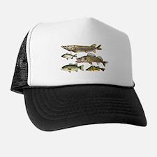 All fish Trucker Hat