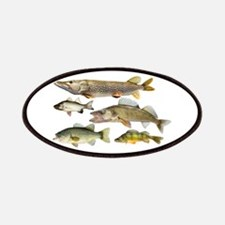 All fish Patches