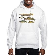 All fish Hoodie