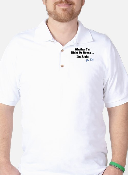 Right or Wrong T-Shirt