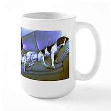 hard to be a dog Mug