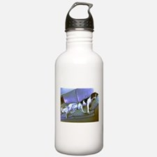 hard to be a dog Water Bottle
