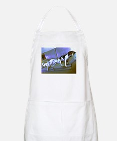 hard to be a dog Apron